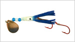 Mag Tackle Mini Mag-Head Hoochie Copper Blade