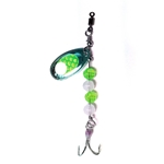 R&K Spinners Kokanee Glow Nickle