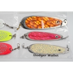 Fish Time Tackle Dodger Wallet