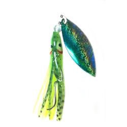 Shasta Tackle Company Pee Wee Spinner Hoochies