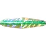 "2"" Green Holographic Buzz Bomb"