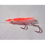 Kokanee Creek Orange UV Squid