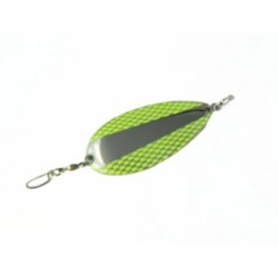 UV Chartreuse Netted Wing