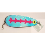 "Paulina Peak Tackle 4-3/8"" Teardrop Big-I Dodgers"