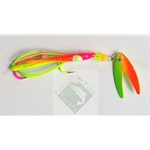 Paulina Peak Tackle Spinner Micro Hoochies