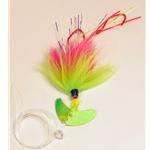 Lucky Tackle Co. Rigged Thumper Fly