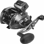 OKUMA CONVECTOR LINE COUNTER LOW PROFILE REEL